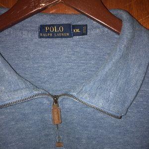 Ralph Lauren Polo pullover light blue XXL